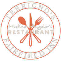 Terrigno's Fairfield Inn Logo