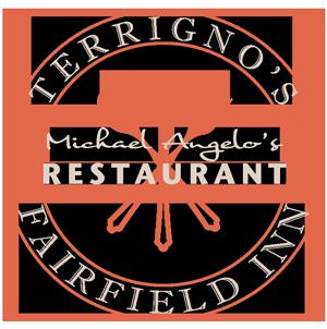 Terrigno's Fairfield Inn Logo